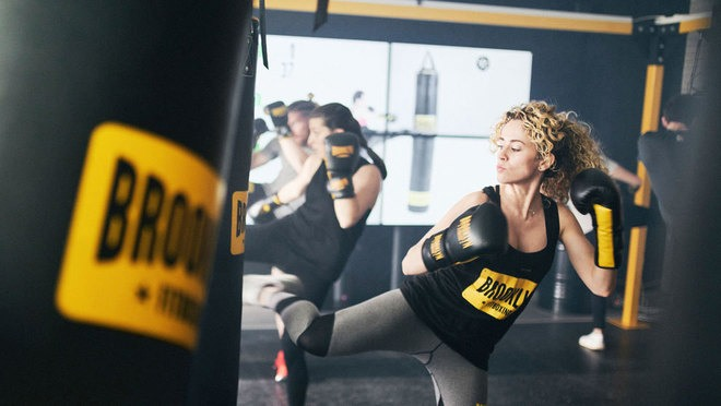 Clases de Fitboxing